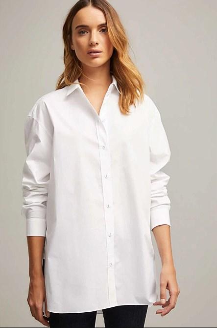 Witchery | Cotton Shirt $129.95