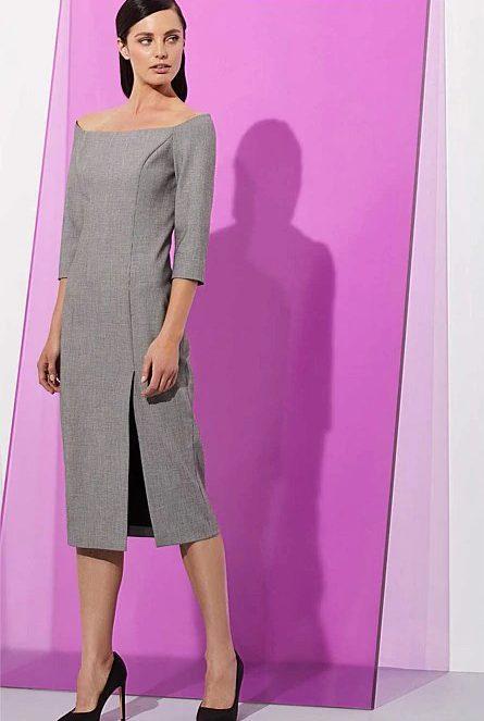 Witchery Skye Structured Dress $249.95