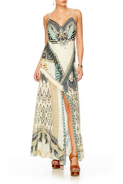 Floaty Maxi Dress
