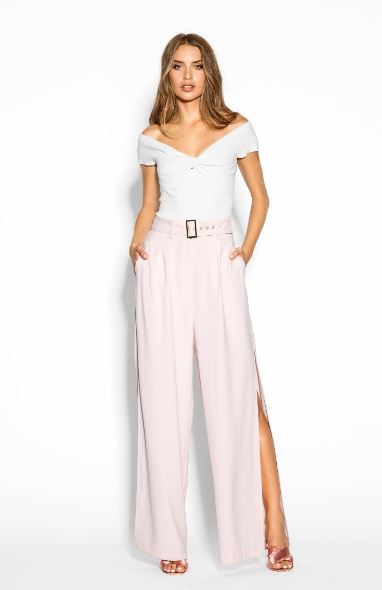 Blush Chateau Pants