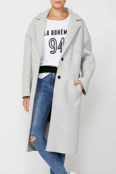 Lulu Cocoon Coat