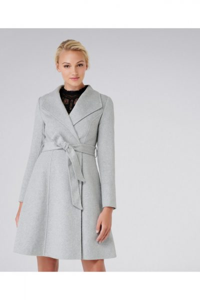Michelle Felled Seam Coat