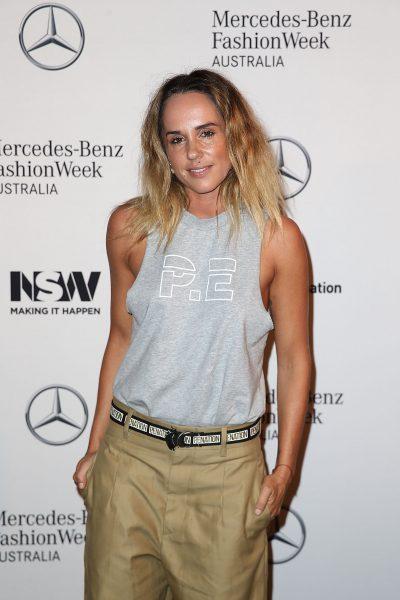 Image Courtesy of POPSUGAR, Mercedes-Benz Fashion Week, Sarah&Sebastian